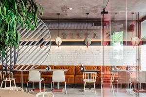 Два итальянских ресторана на «Китай-городе», «Свинья и роза» и Falafel Bro