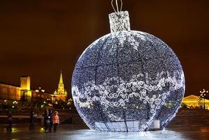 Фестиваль «Путешествие в Рождество» в снимках Instagram