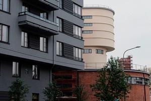 Современная архитектура Петербурга — в инстаграме хозяина магазина «Лисы-сектанты»