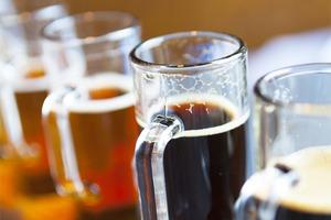 Крафтовое пиво в Москве и Петербурге