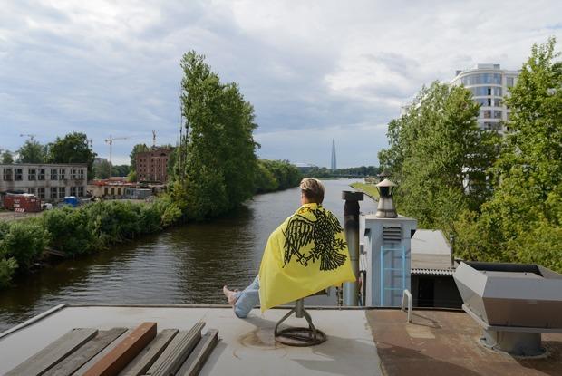«У меня свой дом на воде в Петербурге»