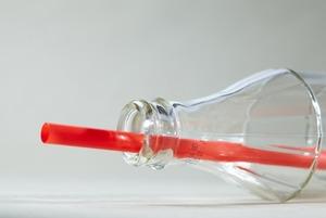 Откажитесь от пластиковых соломинок