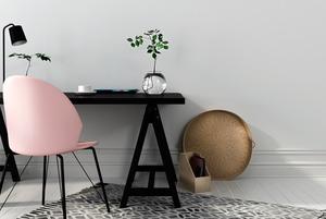 Как оборудовать домашний офис в гостиной
