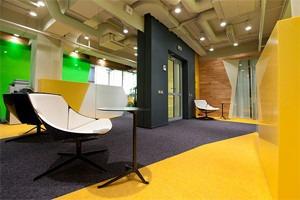 Офис недели (Киев): Яндекс