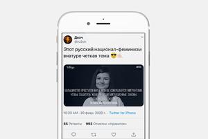 Залину Маршенкулову и еще 20 девушек затравил «Двач». Форум взял лого The Village для фейка