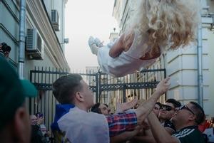 Что происходит на главной футбольной улице Москвы