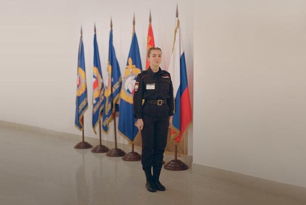 Молодые полицейские