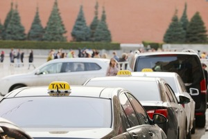 110 лет московскому такси: Цифры, технологии и закон