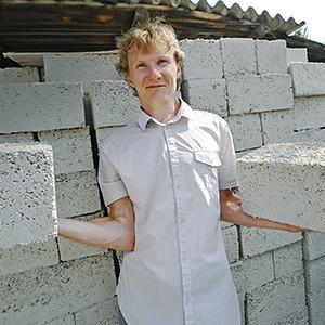 «ЮФО-Переработка»: Как волгоградский юрист стал делать стройматериалы из отходов