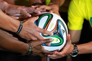 Что происходит в Рио-де-Жанейро во время чемпионата мира по футболу