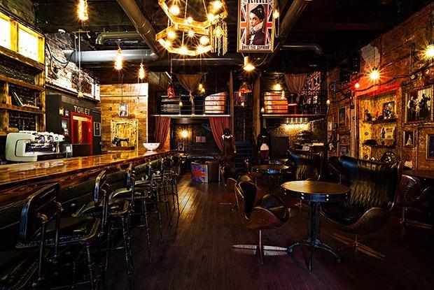 Стимпанк-бар, возвращение «Ностальгии», кофейня на Тихой и другие места