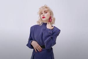 Три простых макияжа  в стиле 80-х