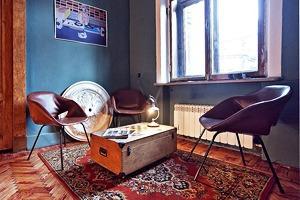 Офис недели (Петербург): Студия дизайна братьев Жилиных