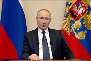 Нерабочая неделя и каникулы по кредитам: Какие меры против коронавируса предложил Путин