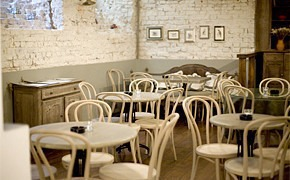 Новое место: кафе «Март»