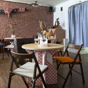 Кафе «Дуня» в Тучковом переулке