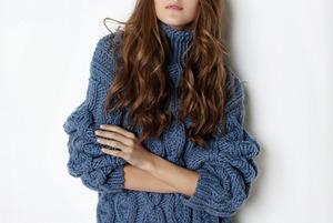 25 тёплых и красивых женских свитеров