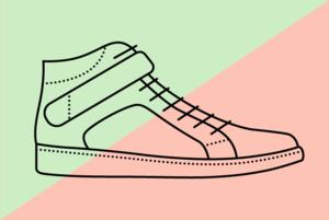 Самая дорогая и дешёвая пара обуви в магазине Vagabond