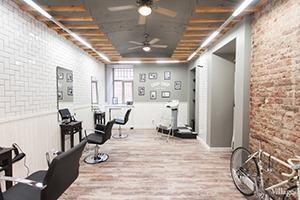 Новое место (Петербург): Мужская парикмахерская Chop-Chop