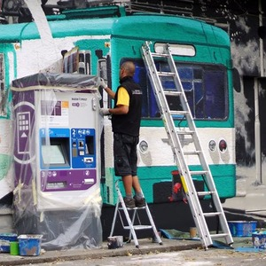 Граффити, изменившие улицы Колумбии, Франции, Турции и Венгрии