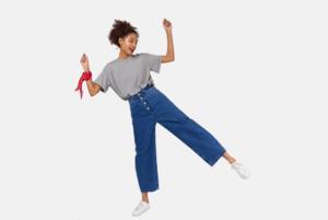 «Blue jeans, white shirt»: Ностальгический деним от 12Storeez