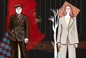 Витрина как зеркало времени: Связь моды и идеологии в СССР и современной России