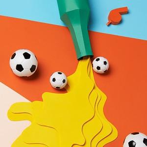 Футбольный трофей: Кто заработает на чемпионате мира в Бразилии