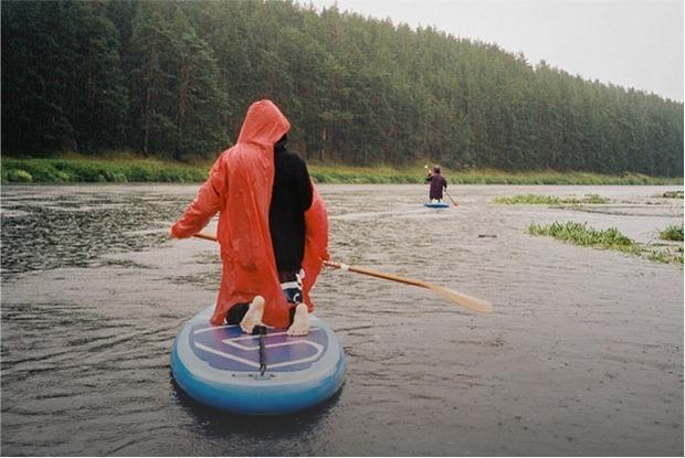 Суровый уральский: Как выглядит сап-серфинг по рекам Урала