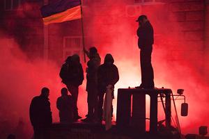 Работа со вспышкой: Фотографы — о съёмке на «Евромайдане»