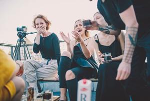 Rooftop University: Зачем стоит проводить лекции-вечеринки