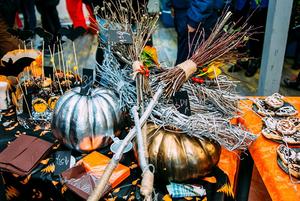 Happy Halloween, «Искусство и вино» и марафонские гонки радиоуправляемых автомобилей