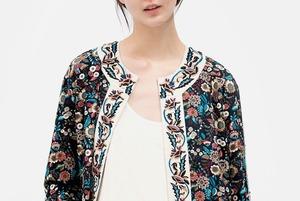Цветочный принт: Женская одежда и аксессуары
