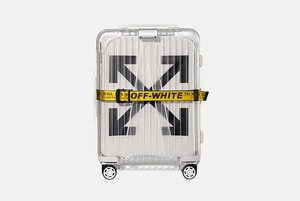 Что купить вместо чемодана Off-White x Rimowa