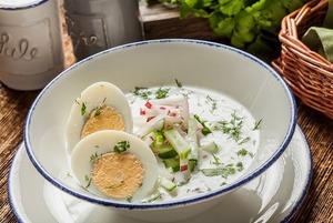 Почти салат: 3 рецепта холодных супов