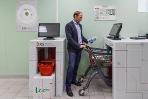 Кибермаркет: Как устроен магазин-лаборатория «Пятерочка»