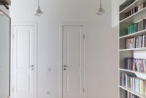 Светлая квартира в сталинском доме на Преображенке