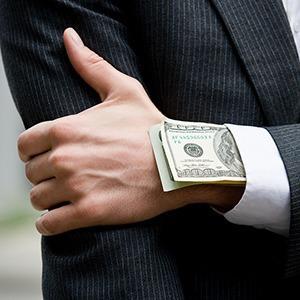 Золотые слова: 10 фраз для вымогания взяток