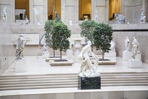 В греческом зале: Что публикуют в Instagram самые известные музеи мира