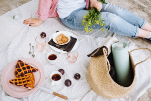 Лето в городе: пять мест для пикников