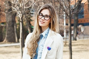 Внешний вид (Москва): Анна Белодедова, владелица магазина