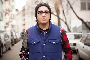 Внешний вид: Дмитрий Оскес, куратор и соорганизатор Faces & Laces