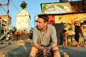 Джайлс Питерсон: «У меня такое чувство, что в России очень много хардкор-панка»