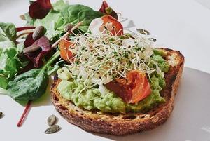 Озеленение: 5 новых вегетарианских кафе