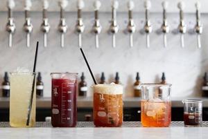 Что такое драфтовые коктейли?