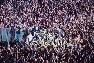 Как попасть на концерт «Ленинграда»