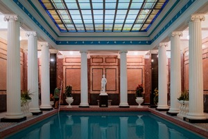 «Я работаю в Сандуновских банях»