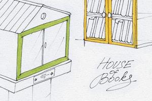 Идеи для города: Публичные библиотеки-скворечники