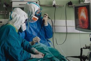 Что происходит в красной зоне больницы после отмены карантина