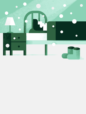 Может ли человек на зиму впасть в спячку?