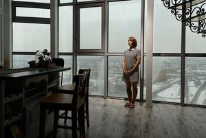 Высший класс: Как живут и работают на вершине небоскребов в Петербурге